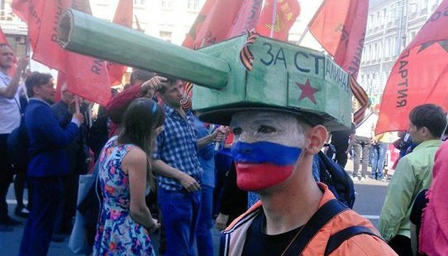 Військовим парадом у Керчі командуватиме перебіжчик - ЗМІ