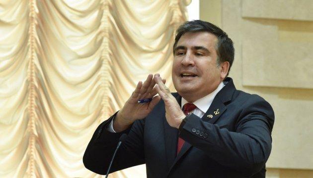 Саакашвілі заявив про можливість зупинки аеропорту «Одеса»