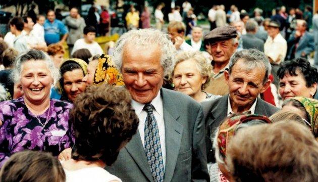 La journée de commémoration de Petro Yatsyk