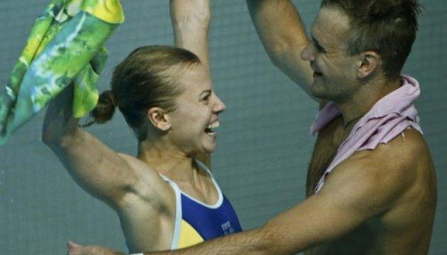 Украинцы пополнили коллекцию медалей ЧЕ-2016 по водным видам спорта