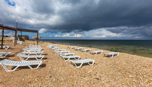 Kherson Region authorities report prices for room and board at resorts