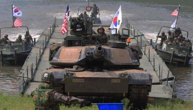 Штаты, Южная Корея и Япония активизируют обмен разведданными