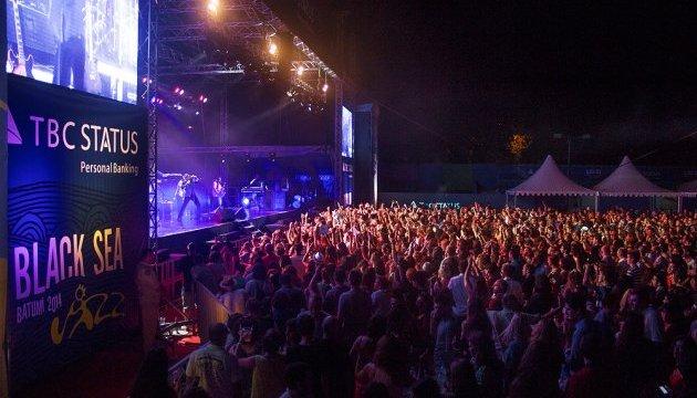 Батумі запрошує на Black Sea Jazz Festival