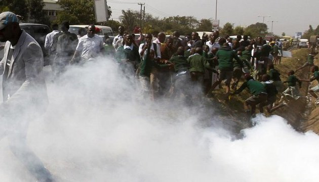Поліція Кенії вбила 33 людини під час протестів  – правозахисники