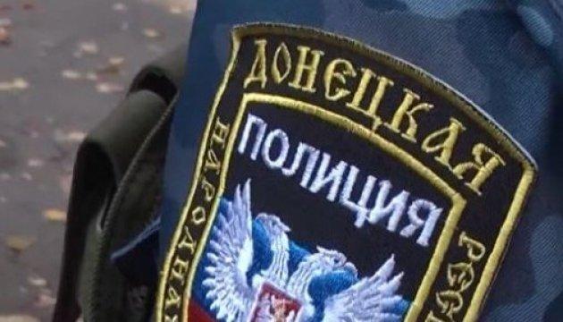 Росія почала зачистку «поліції ДНР»