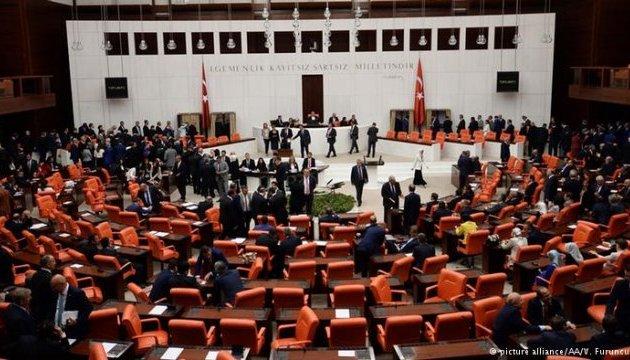 Парламент Туреччини ухвалив спірний закон про вибори
