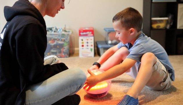Амереканці створили робота-компаньйона для дітей-аутистів