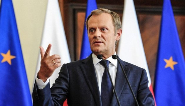 Tusk: EU sanctions against Russia to remain in place