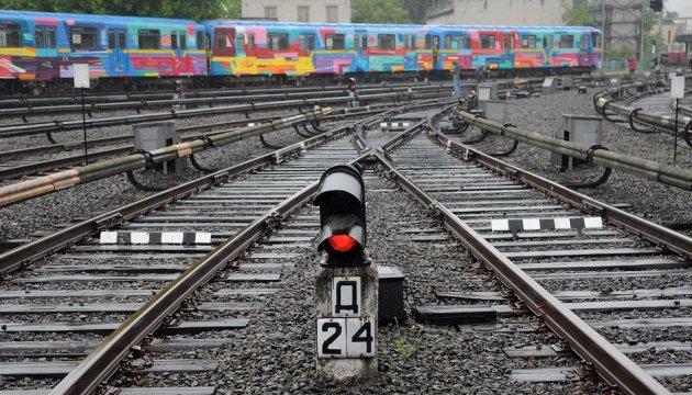 Іспанський художник розписав поїзд київського метро