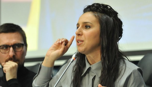 Jamala happy with decision to hold Eurovision 2017 in Kyiv