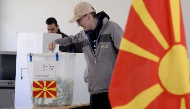 Північна Македонія обирає президента