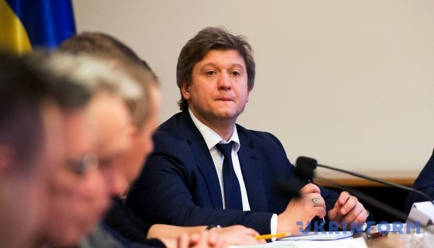 Finance Minister Danylyuk: VAT system for farmers to be scrapped in January 2017
