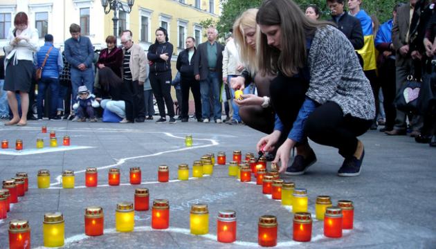 Одесити вшанували пам'ять жертв геноциду кримських татар