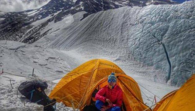 Еверест вперше підкорила українка