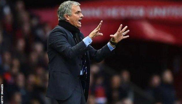 Моуриньо стал главным тренером