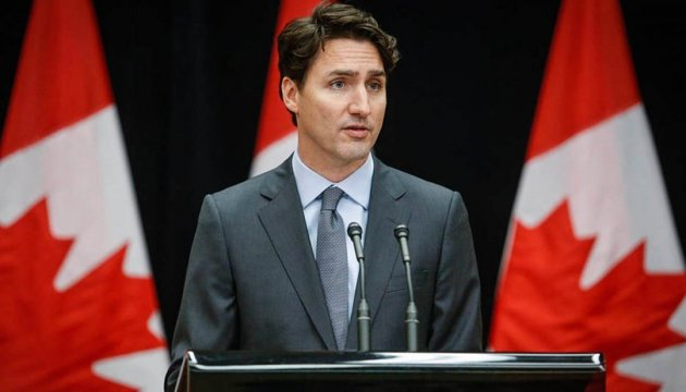 Prime Minister Trudeau: Canada to continue to defend Ukraine's sovereignty
