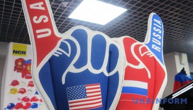 Хокей по-московськи: Red Machine одноразового використання