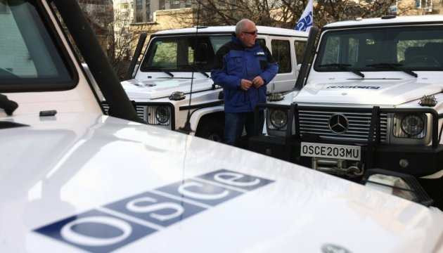 Chief Monitor of OSCE SMM to Ukraine condemns violence against monitors in Donbas