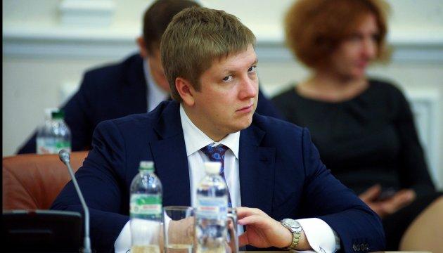 Коболєв сказав, коли чекати на рішення щодо транзиту між