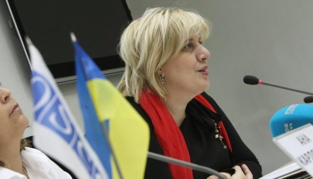 Миятович назвала главные проблемы в деятельности украинских СМИ