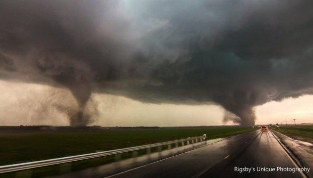 У Штатах через торнадо постраждали понад 20 осіб