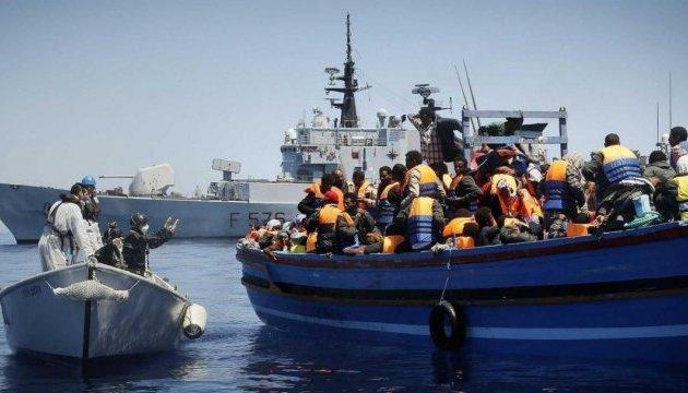 Италия позволила судну из 177 мигрантами войти в свой порт