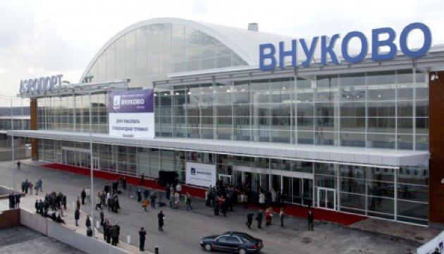 Літак із ГРУшниками сів у Москві