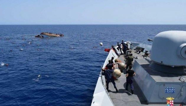 В Средиземном море нашли тела 13 мигрантов