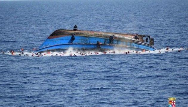 Біля берегів Лівії виявили тіла 117 мігрантів