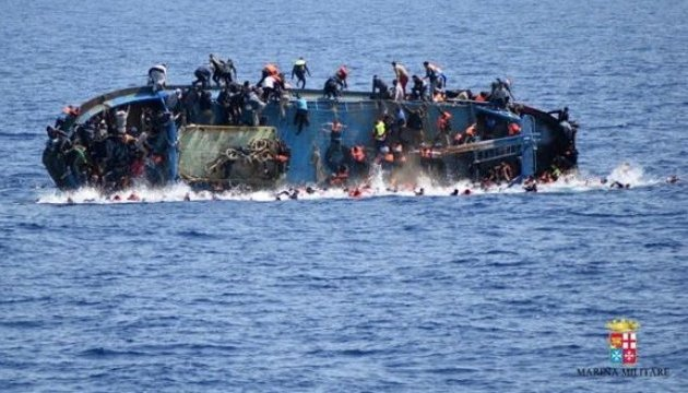 У Середземномор'ї загинули четверо мігрантів, понад 180 зникли безвісти