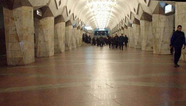 У харківському метро на колію впав чоловік