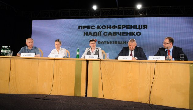 MP Savchenko: I saw oligarchs only in pictures, now I'll see them in person