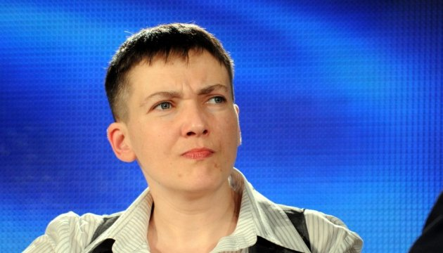 Savchenko ready to become President and for new life in politics