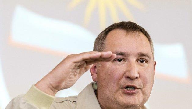 В аэропорту Кишинева - акция против приезда вице-премьера РФ