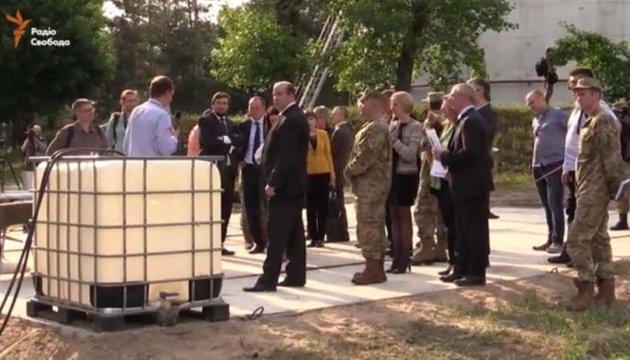 У Києві завдяки НАТО очищують ґрунтові води від нафтопродуктів