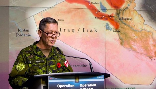 Начальник штабу оборони Канади назвав РФ найбільшою загрозою для Північної Америки