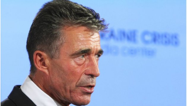 West should provide Ukraine with weapons and deploy peacekeepers to Donbas - Rasmussen