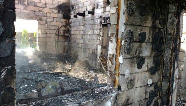Пожар в доме престарелых мог возникнуть из-за телевизора - ГСЧС