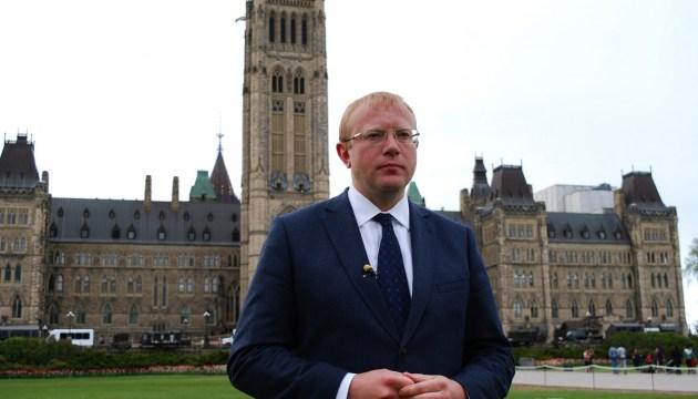 Україна та Канада хочуть практичного втілення оборонної співпраці – посол