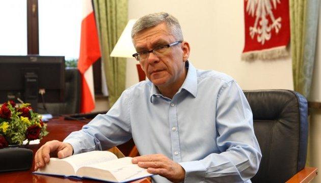 Єврокомісія готує допомогу Україні для захисту від санкцій РФ