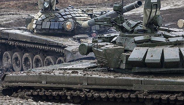 У Росії зібрали п'ять нових дивізій у