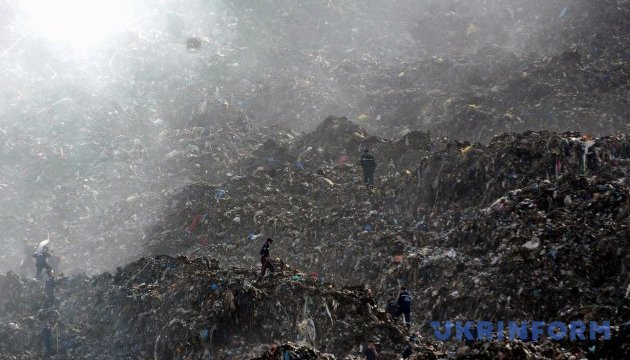 На львівському сміттєзвалищі є загроза ще однієї лавини – ДСНС