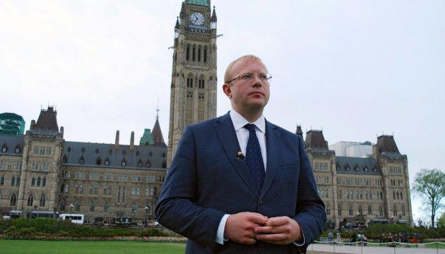 Украина до сих пор надеется на получение канадского оружия – посол