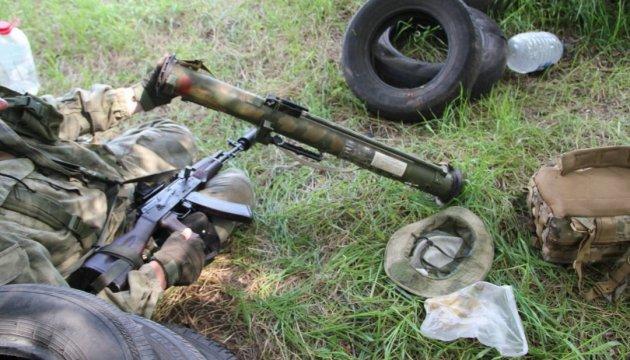 Большинство боевиков из передового подразделения дезертировали - разведка