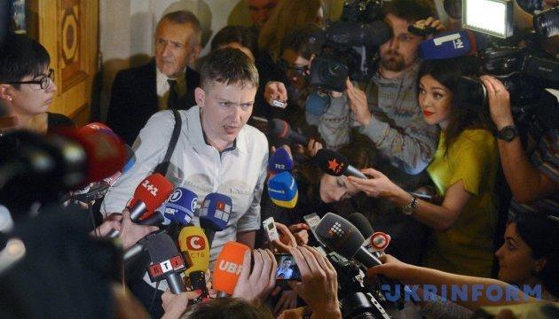 Савченко про закони: нардепи не завжди розуміють, про що пишуть