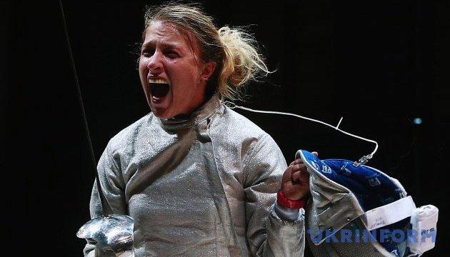 乌克兰女选手哈尔兰蝉联莫斯科佩剑大奖赛冠军
