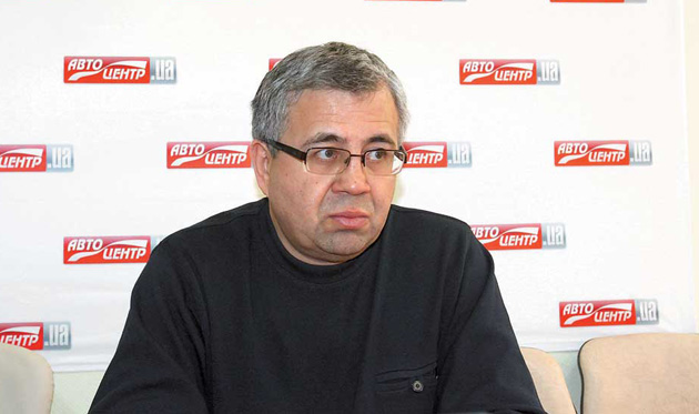 Олег Назаренко / Фото: www.autocentre.ua