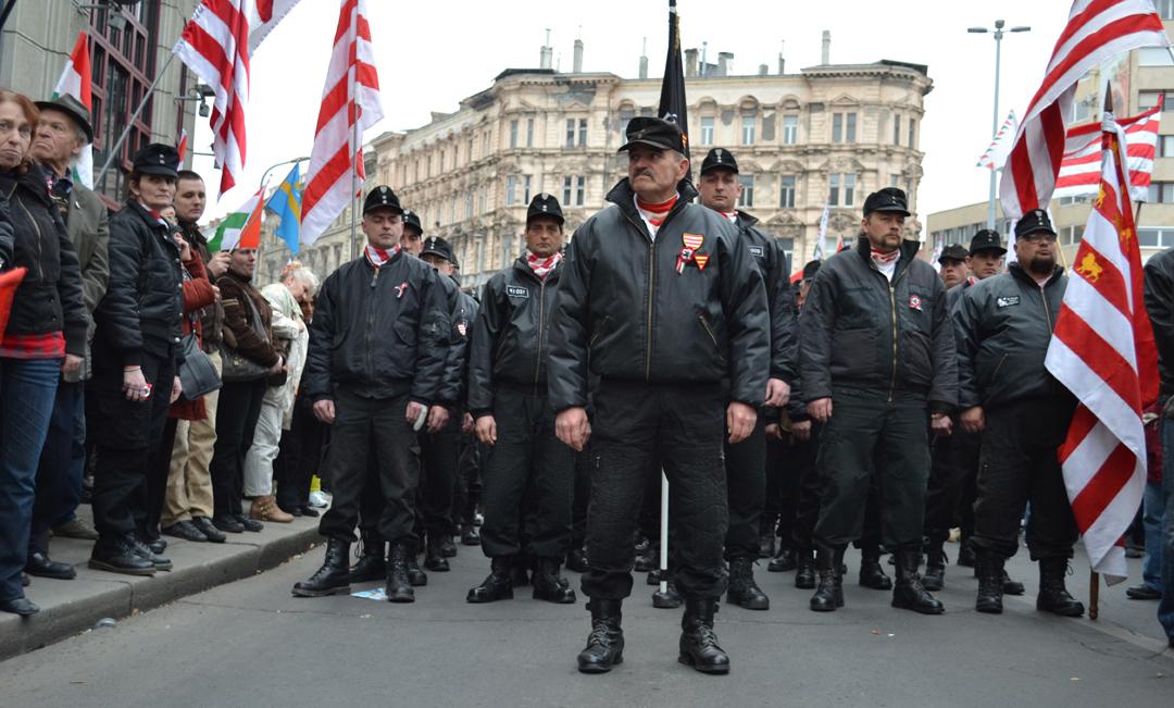 Jobbik / Фото: www.dailystormer.com