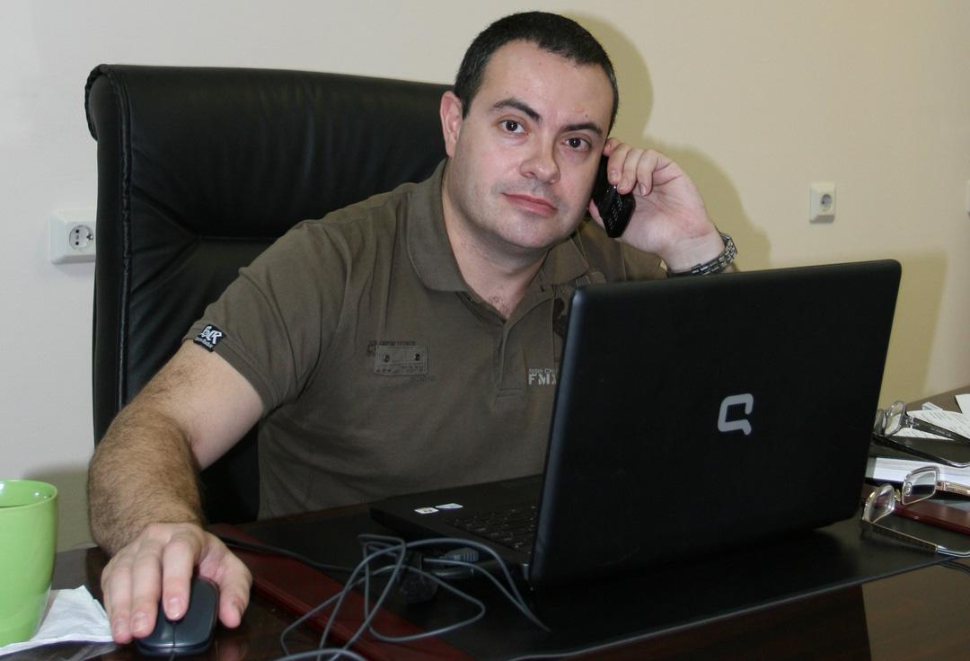 Георгій Чижов