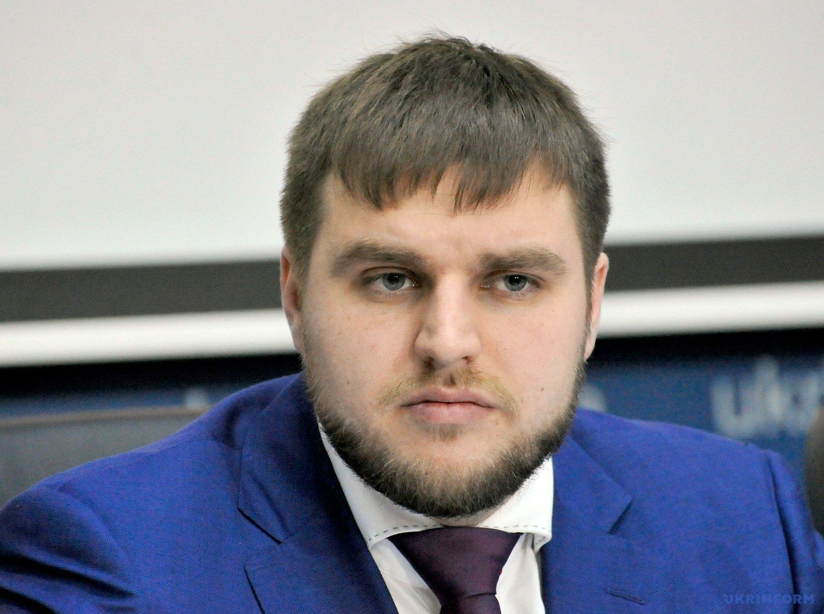 Віктор Вишньов, гендиректор СЕТАМ // Фото: Ільєнко Юрій, Укрінформ